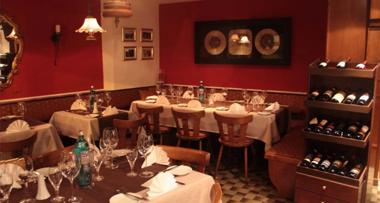 Hotel Restaurant zum Taunus Eppstein | Gastraum