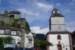 Hotel Restaurant zum Taunus Eppstein | Ausblick
